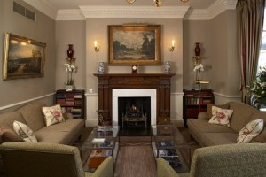 Lounge at The Draycott Hotel