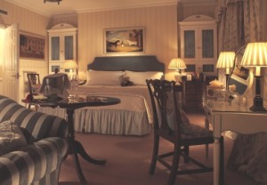 Deluxe with garden view Room at The Draycott Hotel