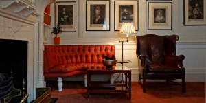The Draycott Hotel Library