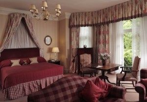 Suite with a garden view at The Draycott Hotel
