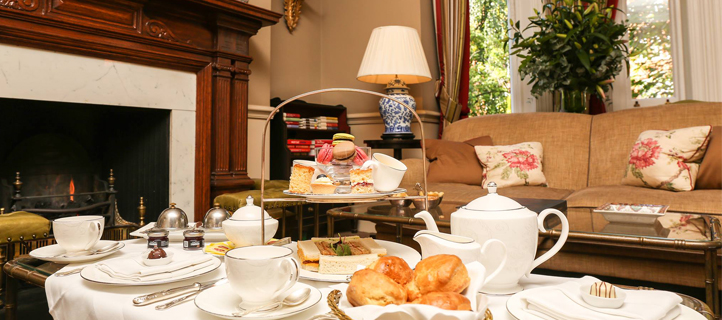 Afternoon Tea at the Draycott Hotel