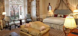 Luxury suite at The Draycott Hotel London